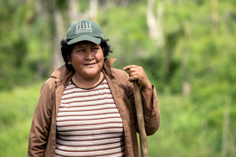 Empowering Peruvian Farmers